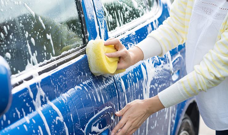 手洗い洗車のメリット