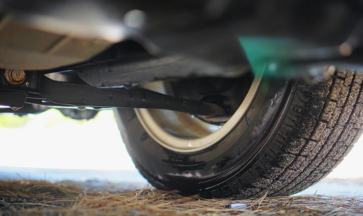 台風による塩害と洗車時のポイント